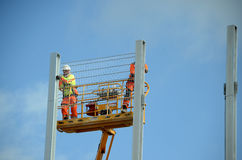 Steelwork Royalty Free Stock Photography