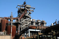 Steelwork Stock Images