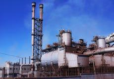 steelworks Obraz Stock