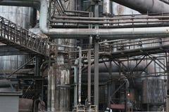 steelworks стоковое изображение