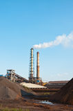 Steelworks Royalty Free Stock Photos