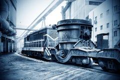 Steelworks Stock Image