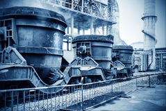 Steelworks Stock Photography