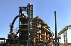 steelworks vitkovice Obraz Royalty Free