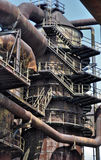 Steelworks Vitkovice Royalty Free Stock Photos