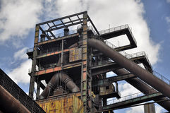 Steelworks Vitkovice Stock Images