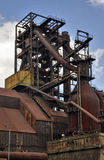 Steelworks Vitkovice Stock Photo