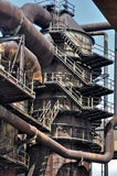 Steelworks Vitkovice Royalty Free Stock Images