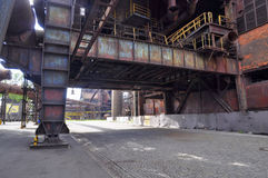 Steelworks Vitkovice Royalty Free Stock Image