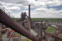 Steelworks Vitkovice Royalty Free Stock Photography