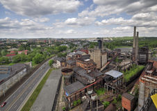 Steelworks Vitkovice Stock Photography