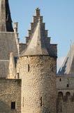 Steen Castle in Antwerp Royalty Free Stock Image