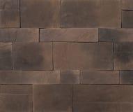 Steen en baksteenmetselwerkmuren Royalty-vrije Stock Afbeeldingen