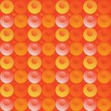 Steen gesneden symmetrie naadloos patroon vector illustratie
