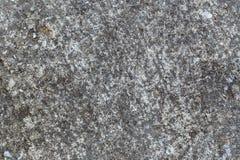 Steen grijze gipspleister als achtergrond, textuur royalty-vrije stock afbeeldingen