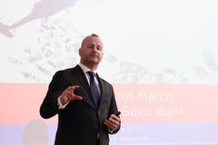 Steen Jakobsen Royalty Free Stock Photo