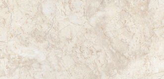 Steen marmeren achtergrond Marfil Crema stock foto's
