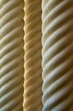 Steen spiraalvormige kolommen Stock Afbeeldingen