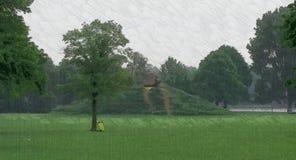 Steenheuvel Royalty-vrije Stock Afbeeldingen