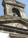 Steenklokketoren Oud Portugal Royalty-vrije Stock Afbeeldingen