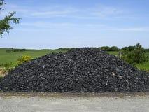 Steenkool royalty-vrije stock foto's