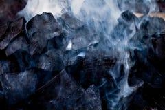 Steenkool Stock Foto