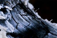 Steenkool (B&W) Royalty-vrije Stock Afbeeldingen