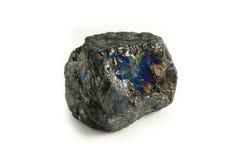 Steenkool met kleur Royalty-vrije Stock Afbeeldingen