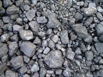 Steenkool voor het aandrijven van een trein Royalty-vrije Stock Fotografie