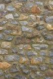 Steenmuur Royalty-vrije Stock Afbeeldingen