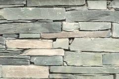 Steenmuur, Traditioneel Engels Meerdistrict Cumbria, het UK, Stock Afbeelding