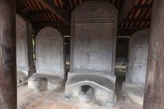Steenschildpadden, Hanoi, Vietnam royalty-vrije stock afbeeldingen