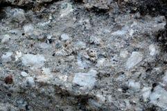 Steentextuur met natuursteenpatroon Stock Afbeelding