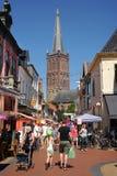 Steenwijk Nederländerna Royaltyfri Fotografi