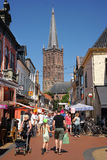 Steenwijk, Nederland Royalty-vrije Stock Fotografie