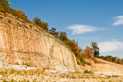 Steep cliffs scenic Stock Photos