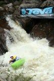 Steep Creek Championship - Vail Colorado Stock Photo
