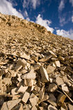 Steep and Loose Royalty Free Stock Photo