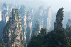 Steep mountain Royalty Free Stock Photo