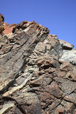 Steep rock Royalty Free Stock Photography