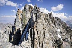 Steep Rock Spires Stock Image