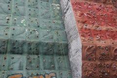 The steep rock wall Royalty Free Stock Photos