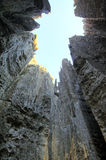 Steep Tsingy Stock Image