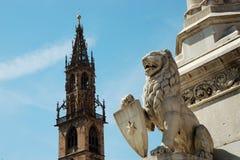 steeple памятника части compositon Стоковая Фотография
