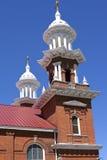 Steeple церков и кресты, Reno NV. Стоковые Изображения