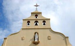 steeple церков колоколов старый Стоковая Фотография RF