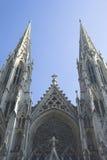 steeple церков Стоковые Изображения