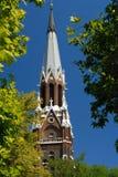 steeple церков стоковая фотография rf
