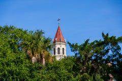 steeple церков Стоковое фото RF