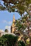 steeple церков Стоковое Изображение